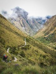 Inca Trail Path
