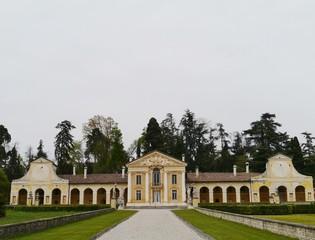 Villa Barbaro also known as the Villa di Maser in Italy
