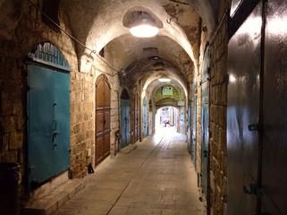 old city, Akko