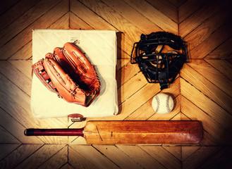 Accessoires de cricket et baseball