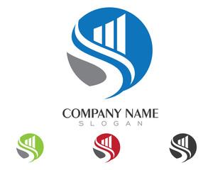 S Business Logo