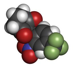 Nitisonone hereditary tyrosinemia type 1 drug molecule.