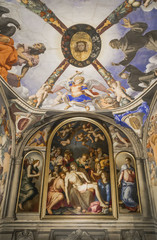 chapel Eleanor Vecchio