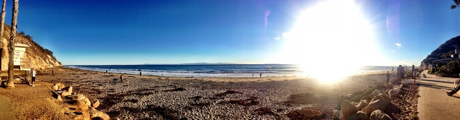 awesome beach in Santa Barbara VA
