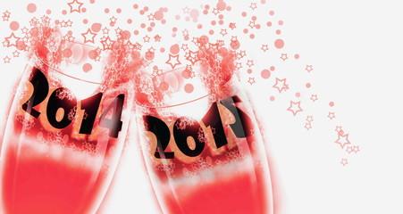 brindis de año nuevo