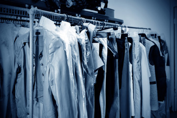 Clothes dry cleaners