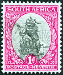 Dromedaris, Van Riebeeck's ship (South Africa 1926)