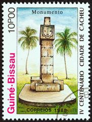 Monument (Guinea-Bissau 1989)