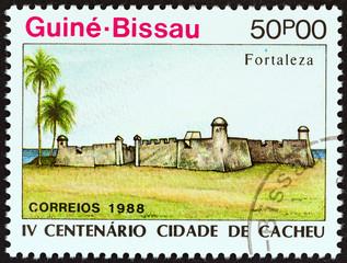Fort (Guinea-Bissau 1989)