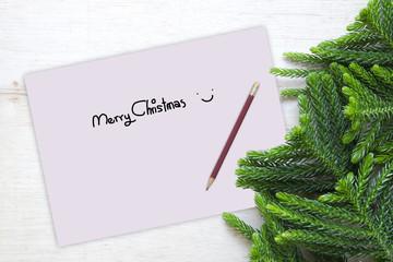 message for Christmas