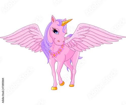 Unicorn Pegasus - 73815864