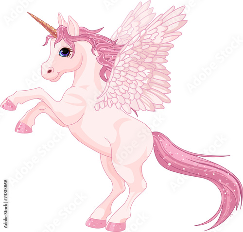 Unicorn Pegasus - 73815869