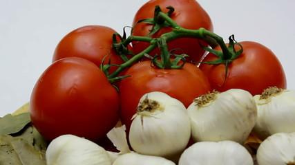 Healthy food - fresh vegetables