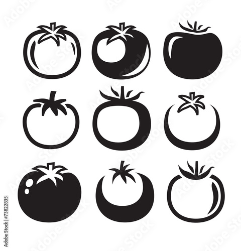 tomatoes icon - 73822835