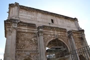 Roman Forum, Herbst