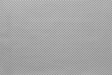 texture leather of pale gray color with outer side