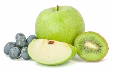 Still life from fruits