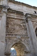 Roman Forum, Italien