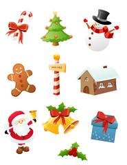 Christmas Ions