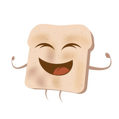 toast toastbrot lustig cartoon