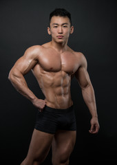 korean athlete