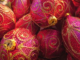Weihnachtsbaumkugel - Lichtspiel