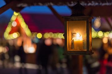 Christmas Market Lantern