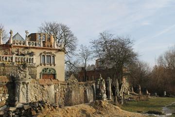 House of the sculptor in Lutsk