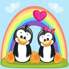 Lovers Penguins
