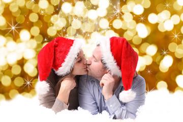 Weihnachtspärchen