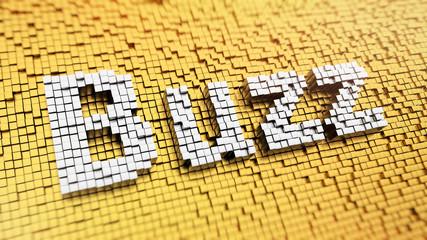 Pixelated Buzz