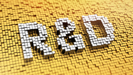 Pixelated R&D