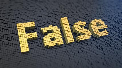 False cubics