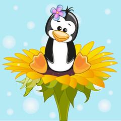 Сartoon Penguin