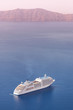 Luxury cruise ship. - 73830028