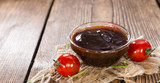 Portion of Barbeque Sauce
