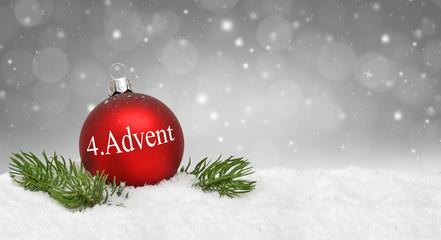 weihnachtliches /  4.Advent