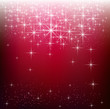 Red beautiful Christmas background.