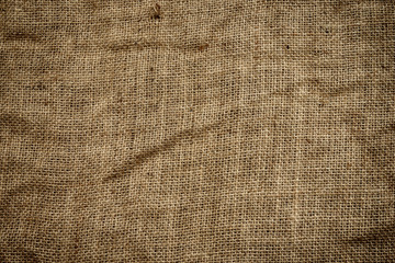 High quality burlap background