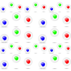 Background с мячиков(Background with balls)