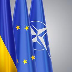 Ukraine EU NATO