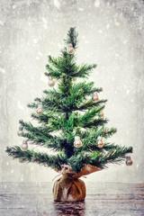 Christmas tree - Texture