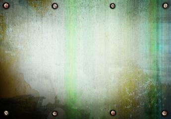 grunge iron background