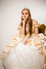 Beleidigte Braut