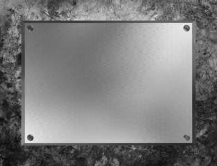 The Metal Plate
