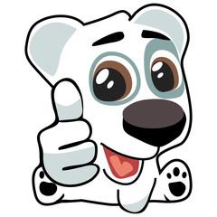 Собачка Ок(Ok dog)