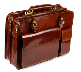 Briefcase with Pockets