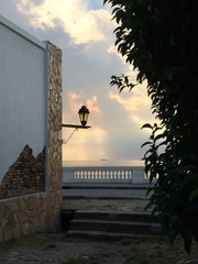Puesta de Sol - Colonia del Sacramento - Uruguay