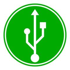 Usb button