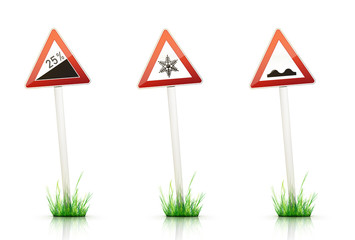 Traffic Sign – Warning
